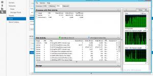 Prestazioni Windows Server 2012 R2 Storage